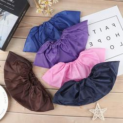 1 Pair Thicken Reusable Elastic Shoe Cover Home Indoor Antis