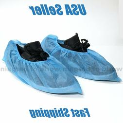 10 pairs Disposable Shoe Covers Non Woven Fabric Painting Op