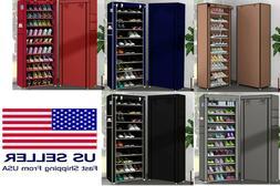 10 tier shoe rack shoe shelf storage