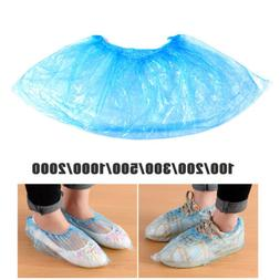 100/300/500/2000 Disposable Shoe Cover Cleaning Overshoes Bo