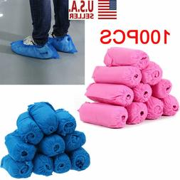 100 Disposable Wearable Anti Skid Durable Non Woven Fabric N