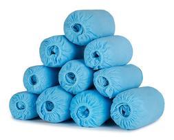 100 pcs Disposable Shoe Covers Non Woven Waterproof Dust pro