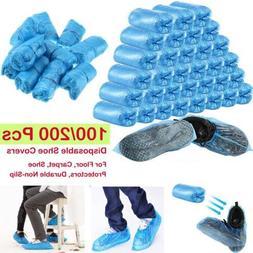 1000PCS Medical Blue Shoe Covers Non Slip Disposable Floor P