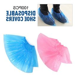 100Pcs Disposable Shoe Covers Boots Cover for Workplace Indo