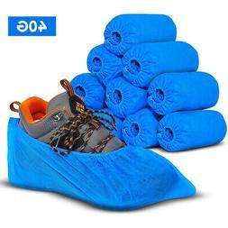 100Pcs Disposable Shoe Covers Non-woven Non-Slip Water Resis