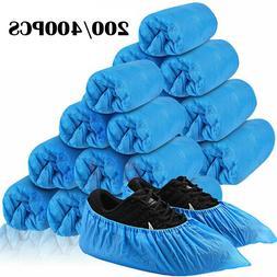 200-400Pcs Disposable Shoe Covers Non-woven Fabrics Boot Non