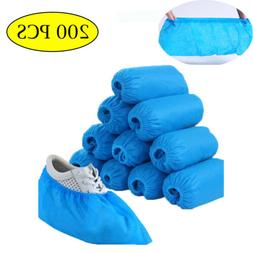 200 Pcs  Disposable Shoe Cover Non-woven For indoor home kit