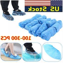 Disposable Boot Shoe Covers PE Non-Slip Protective Corona Ge