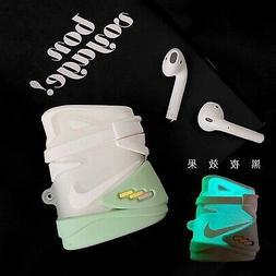 2020 Nike Air Jordan Airpods Shoe Case Cover Off white Sneak