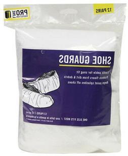 Trimaco 24-Pack XL/2XL Polypropylene Paint Protective Shoe C