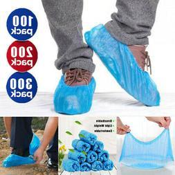 300Pcs Disposable Boots Shoes Cover Non-slip Water Resistant