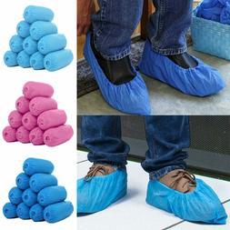 300pcs/set Disposable Protective Shoe Cover Dustproof Non-sl