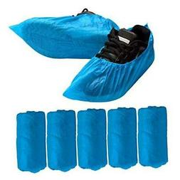 50 Pieces Shoe Covers Disposable non Slip Shoe Covers for In