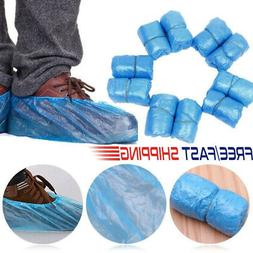 plastic disposable shoe covers overshoes floor boot