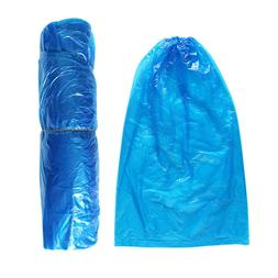 50pcs Shoes Covers Thickened Waterproof Disposable Shoes Cov