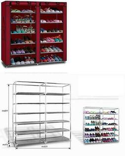 6 Layers Home Shoe Rack Shelf Storage Closet Organizer Cabin