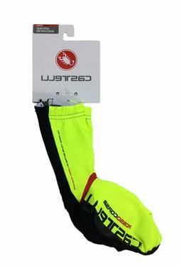 Castelli Aero Race Cycling Shoe Covers MR Rosso Corsa Bootie