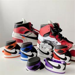 AJ1 Nike Air Jordan Airpods Pro Shoe Case Cover Off white Sn