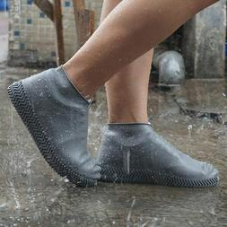 Anti-Slip Shoes Cover Recyclable Silicon Overshoes Reusable