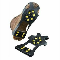 Antiskid Shoe Covers Outdoor Climbing Gripper Overshoes Stud