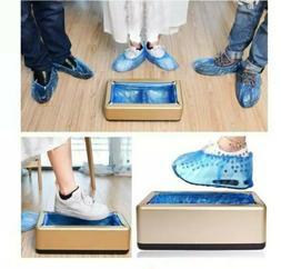 Automatic Shoe Cover Dispenser Disposable Plastic Shoe & Boo