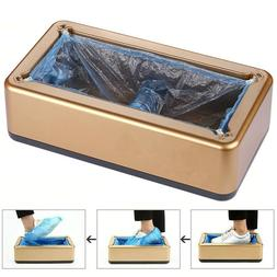 Automatic Shoe Cover Dispenser Protective Hygiene Portable C