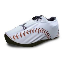 Brunswick BASEBALL Bowling Shoe Covers Size Large/XL