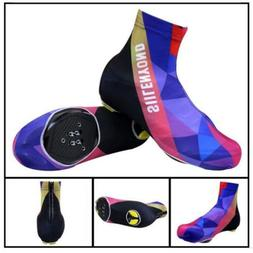 bicycle windproof shoe covers bike cycling zippered