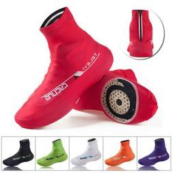 Bike Cycling Shoe Covers Warm Cover Rain Waterproof Protecto