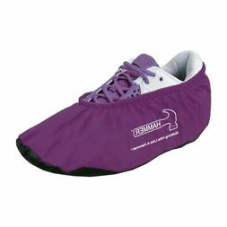 Hammer Bowling Shoe Covers Purple