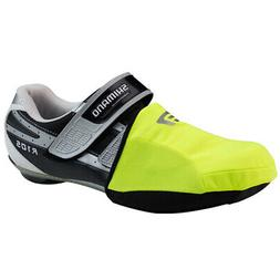 Bellwether Coldfront Road Cycling Toe Covers Hi-Vis Yellow O