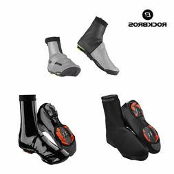 RockBros Cycling Bike Shoe Covers Winter Warm Waterproof Pro