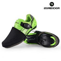 ROCKBROS Cycling Shoe Cover Windproof Half Overshoe Bike Sho