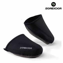 RockBros Cycling Shoe Cover Windproof Warm Half Overshoe Sho