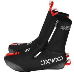 cycling shoe covers neoprene waterproof winter thermal