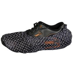 Hammer Diamond Plate Bowling Shoe Covers No Wet Foot One Siz