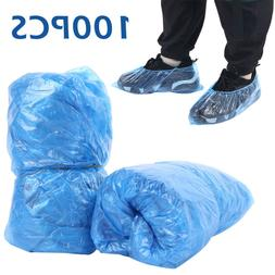 Disposable 100 Pack Shoe Covers Hygienic Boot Cover for Work
