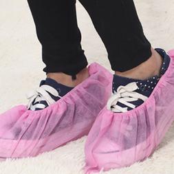 Disposable Shoe Cover Protection Thickening Non-Woven Non-Sl
