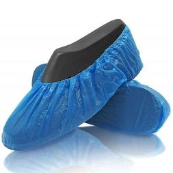 Disposable Shoe Covers For Shoes And Boots Protect Carpets &