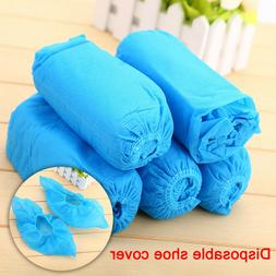 Disposable Shoe Covers Non Slip Floor Protector For Workplac