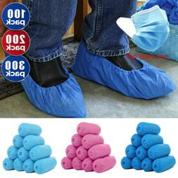 Disposable Shoe Covers Nonskid Medical Booties Overshoes Cov