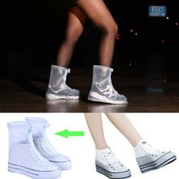 Fashion Rain Shoes Boots Covers Overshoes Galoshes Travel fo