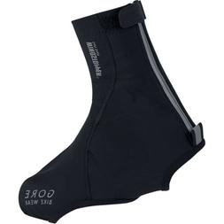 Gore Bike Small Wear Road Cycling Overshoe Light Black Shoe