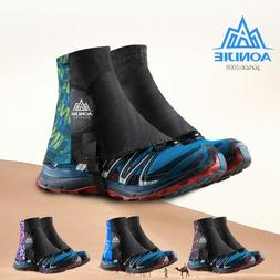 High Running Trail Gaiters Protective Sandproof Shoe Covers
