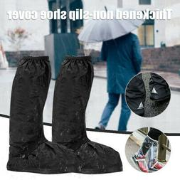 High Top Thickened Non-slip Snowproof Waterproof Shoes Cover