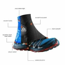 High Trail Gaiters Protective Sandproof Shoe Covers For Outd