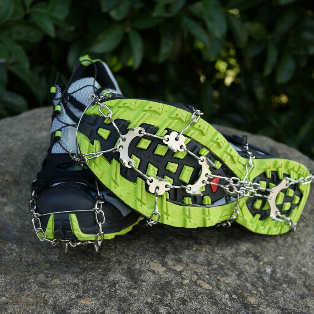 1 Ice Cleats Crampon Covers f