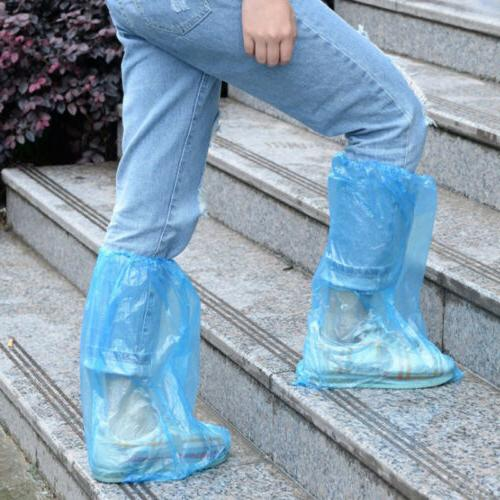 Plastic Disposable Rain Covers High-Top