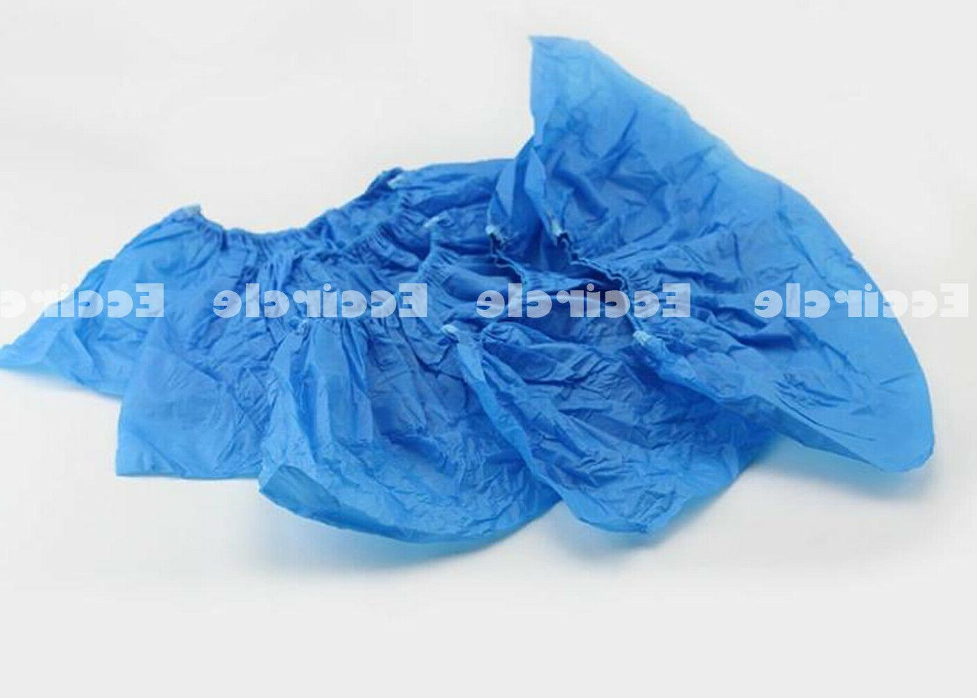 100/1000 x Disposable Shoe Covers Boot Cover