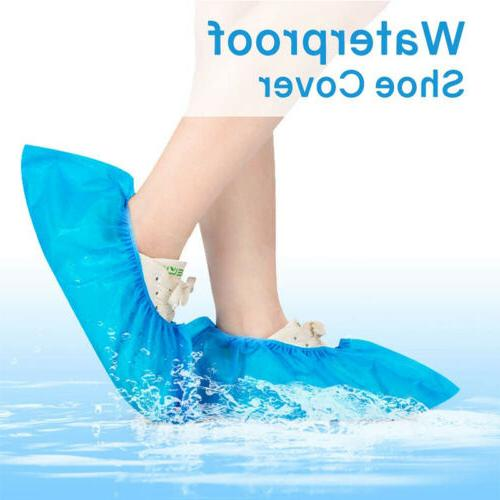 100-200 PVC Plastic Boot Covers Carpet